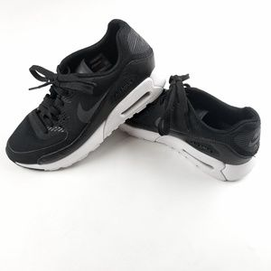 Womens Nike Air Max 90 Ultra 2.0 Black Shoes
